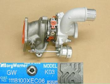 1118100XEC06 53039700440 53039880440 과급기 어셈블리 HAVAL H8/H9 EC06 2.0 가솔린