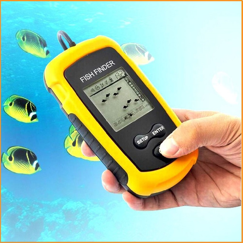 depth finder sonar promotion-shop for promotional depth finder, Fish Finder