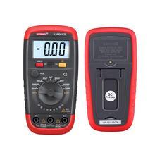 UA6013L Digital Auto Range Digital LCD Capacitor Capacitance Test Tester Meter uyigao capacitance meters ua6013l capacimetro digital auto range digital lcd capacitor inductance meter lc capacitance meter