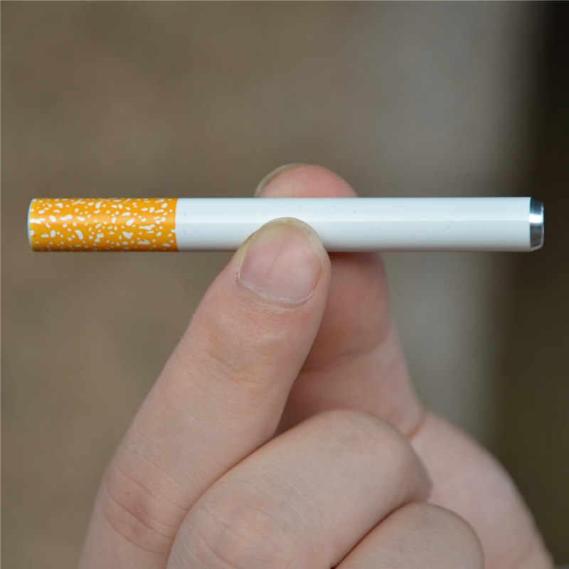 2 teile/los 55mm/78mm Kreative Zigarette Form Keramik Rohr Tabak Rohr Rauchen Zubehör Pipas Para Fumar