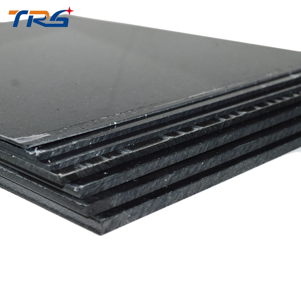 Teraysun 250x200mm with 1mm 2mm 3mm 4mm 5mm thickness abs plastic board model solid flat sheet for sand table model making