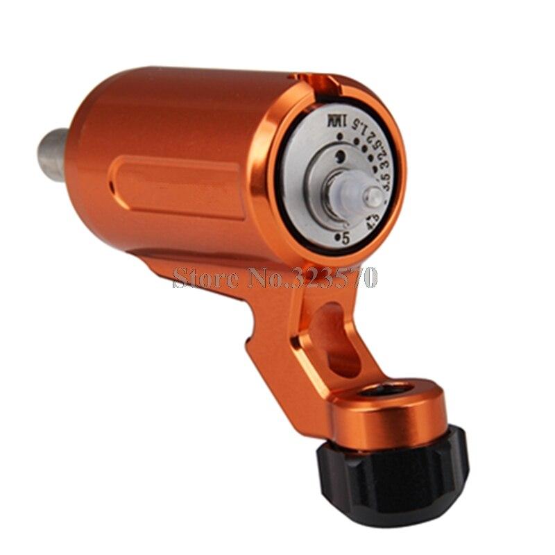 Hohe Qualität Einstellbare Hub Direct Drive Rotary Tattoo Maschine Kostenloser RCA Kabel Für Tattoo Supply -- STM-69