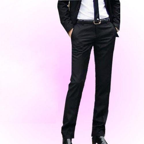 Free shipping new 2015 Autumn Korean style men clothing black fashion suit pants for men pant slim casual pant