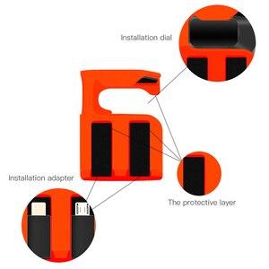 Image 4 - Osmo bolso peças de reposição adaptador do telefone móvel & controlador roda dial caixa armazenamento caso para dji osmo bolso handheld câmera
