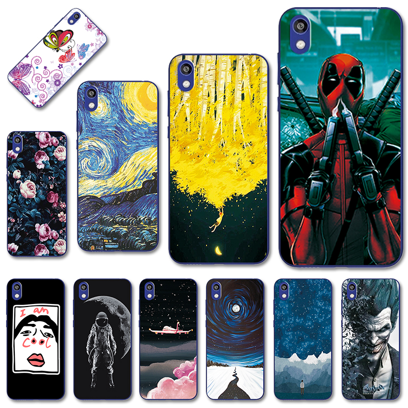 "For Huawei Y5 2019 5.71"" Newest Fashion Case Animal Various Shell For Huawei Honor 8S 8 S KSE-LX9 Back Cover Fundas Capa Y52019(China)"