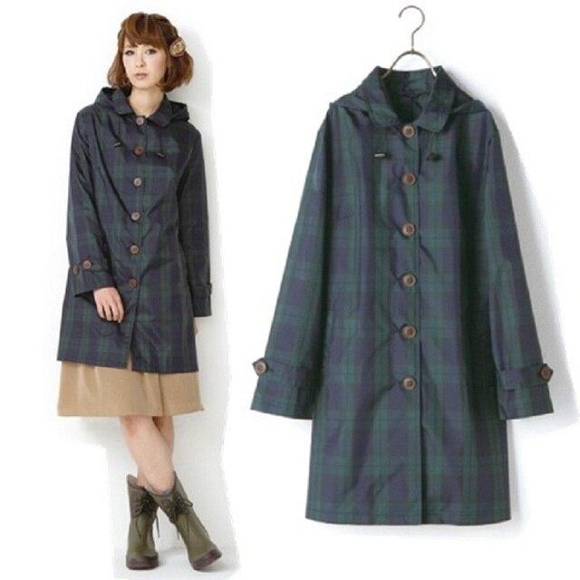 708419f16a86e شعرية نمط الأزياء اليابان السيدات طويلة رقيقة تنفس المرأة المعطف في ...