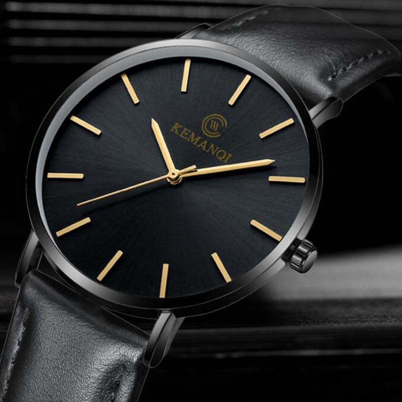 HTB1mwucHaSWBuNjSsrbq6y0mVXaQ Relogio Masculino Mens Watches Top Brand Luxury Ultra-thin Watch Men Watch Men's Watch Clock erkek kol saati reloj hombre
