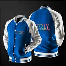 New style baseball jacket GBIZLYY sweater shirt Spring driving Jacket Sweatshirts Keep warm Outerwear brand Uniform,USA size