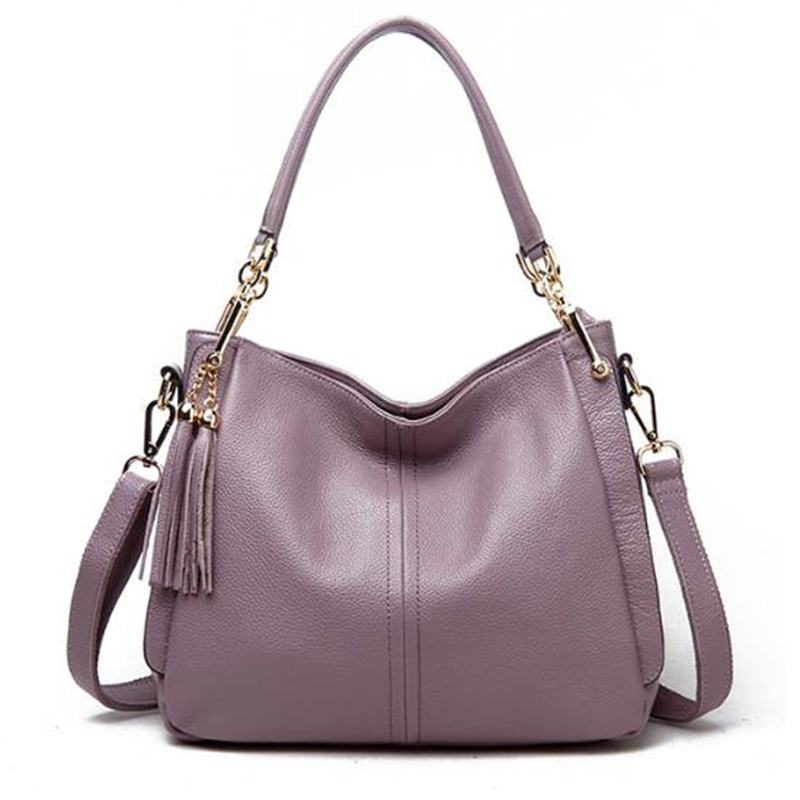 Women Bag Female Handbags Genuine Leather Bag shoulder Crossbody women Messenger Bags bolsa feminina famous brand