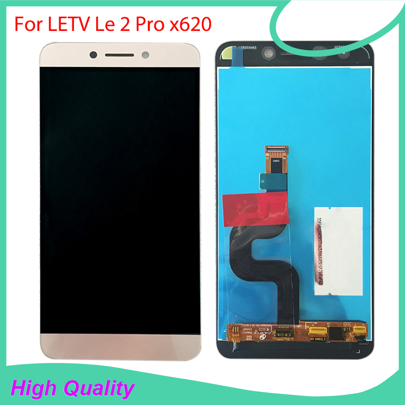 For Letv Le 2 Pro X620 LCD Display Touch Screen Digitizer Assembly Original Replacement PartsFor Letv Le 2 Pro X620 LCD Display Touch Screen Digitizer Assembly Original Replacement Parts