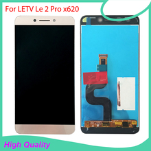For Letv Le 2 Pro X620 LCD Display Touch Screen Digitizer Assembly Original Replacement Parts