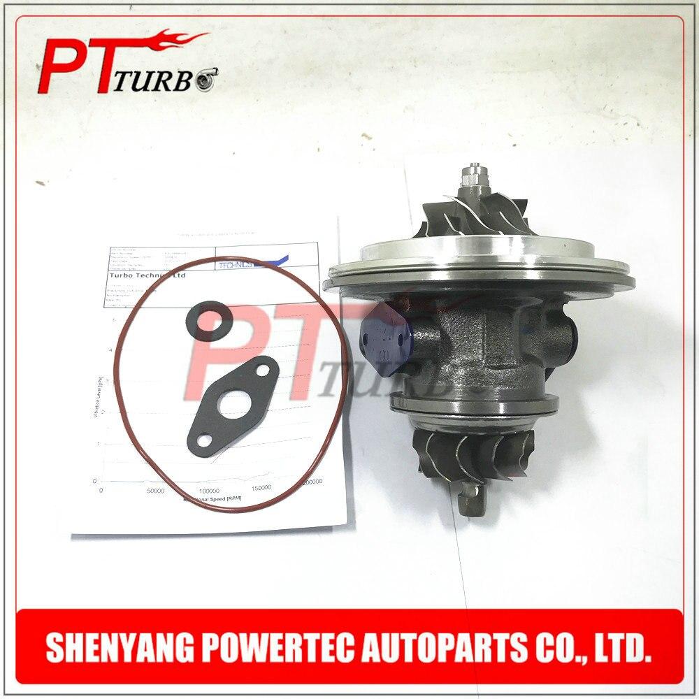Nouvelle cartouche de turbocompresseur turbine K03 CHRA pour Peugeot Boxer 2.8 HDI SOFIM 2800 HDI 128HP 2001-référence 53039700081