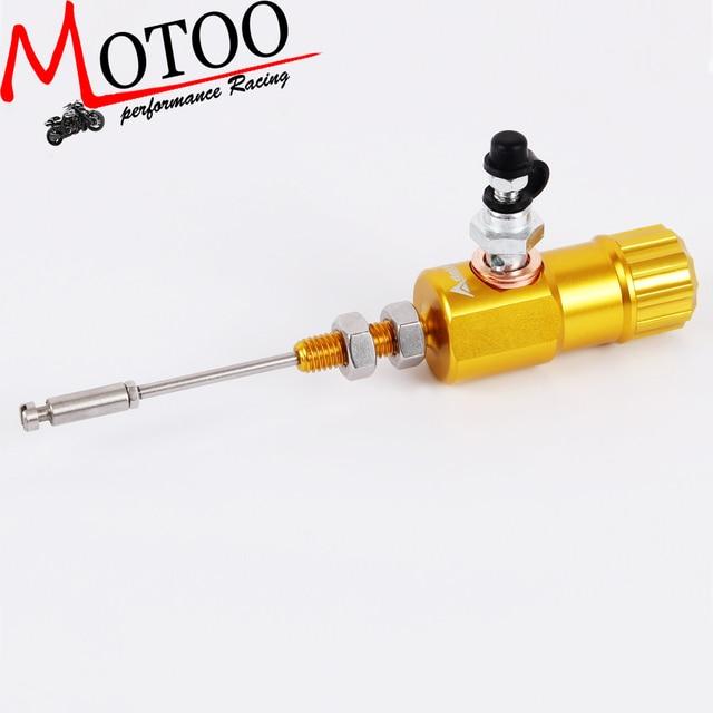 Motoo-o desempenho Da Motocicleta freio hidráulico sistema de haste do cilindro mestre da embreagem desempenho eficiente bomba de transferência