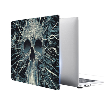Skull Touch Case for MacBook 2