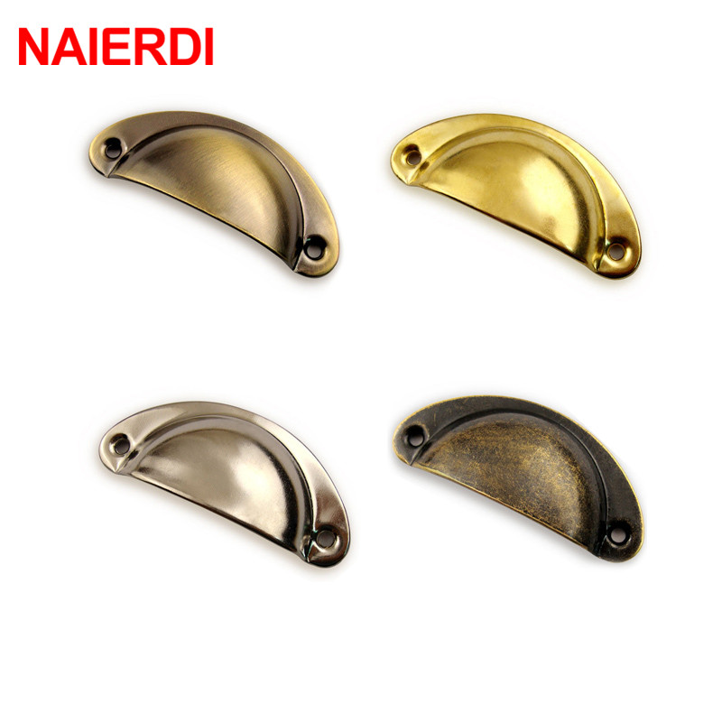 NAIERDI 5PCS Mini Antique Cabinet Pulls Retro Drawer Door Box Handle  Cupboard Handles Vintage Cabinet Knobs Furniture Hardware - NAIERDI 5PCS Mini Antique Cabinet Pulls Retro Drawer Door Box Handle