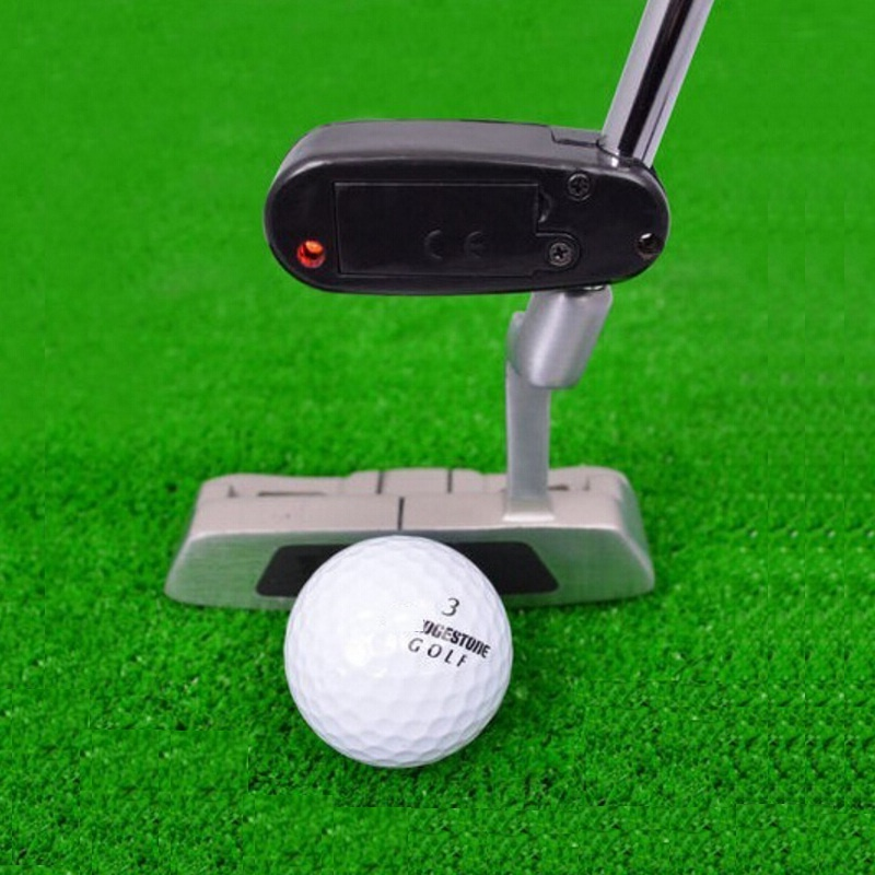 Golf Putting Aid Laser Pointer Correct Ball Aim Line Golf Putting Target Hole