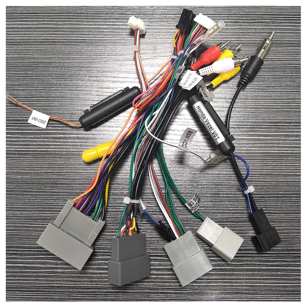 Wiring Harness Cable For Honda Vezel V01 Only For Arkrifht