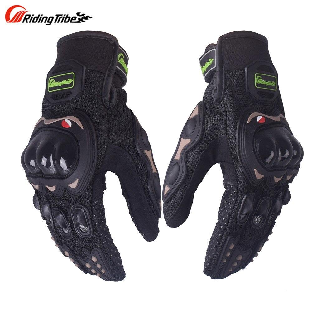 Nuovi Guanti Da Moto Guantes Moto Luvas Eldiven Handschoenen Luvas da Motociclo Bike Glove MCS01G2 Uomini Donne Guanti