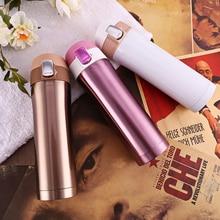 Thermosflasche Bottle350ml/500 ml Garrafa Edelstahl Termica Inox Reisebecher Copo Termico Becher Caneca Termica Caixa 5 bunte