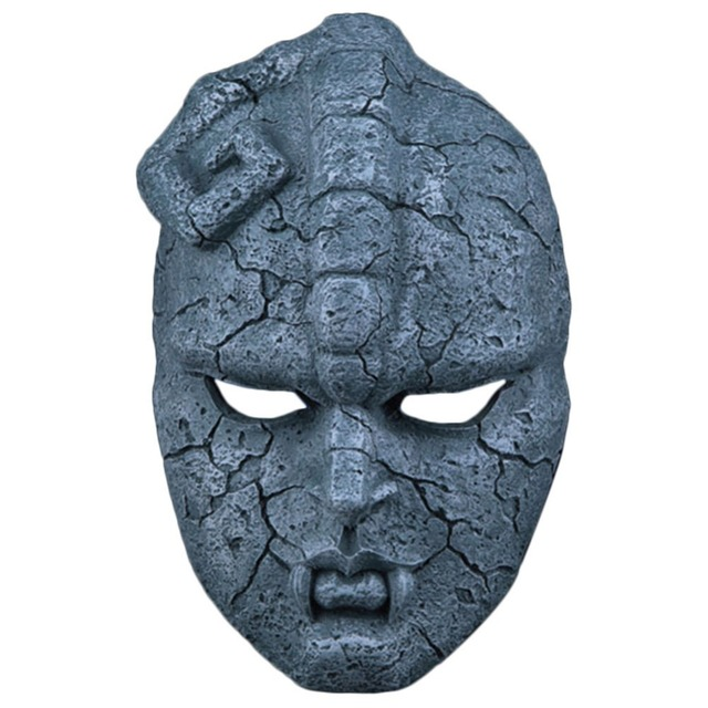 Masque daventure Jojo Bizarre, masques thème gargouille, masques dhalloween, accessoires masque de Cosplay Halloween carnaval