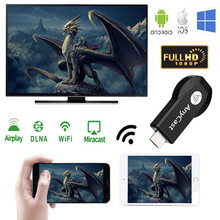 TV Dongle Video-Streamer Wifi Display Crome Cast Anycast M2 DLNA Plus 1080P