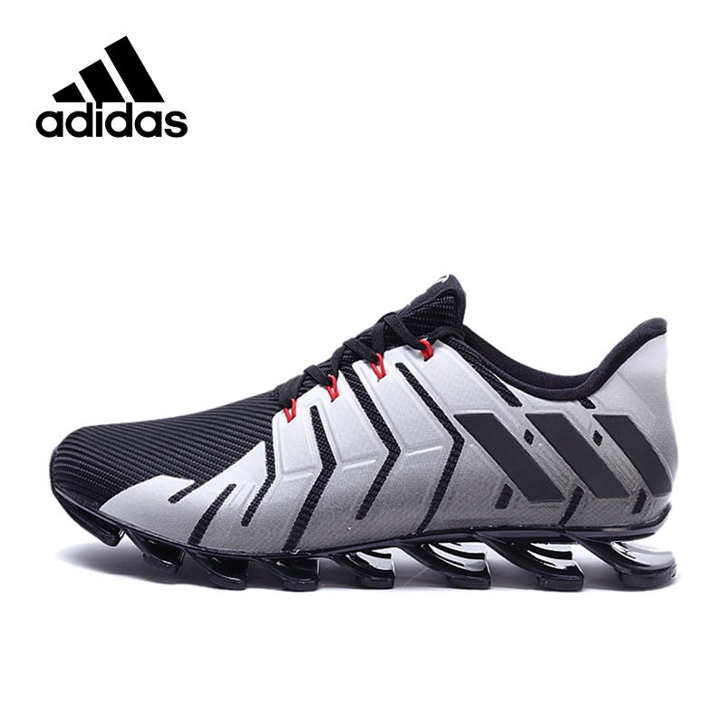 Original New Arrival Adidas Official Springblade Pto CNY Men's Running Shoes Sneakers