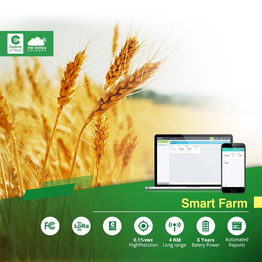 US $1155 0 |IoT Solution LoRaWan enterprise kit smart farm LoRaWAN pilot  gate way with Raspberry Pi 433/868/915/AS923 in TTN & My Device-in