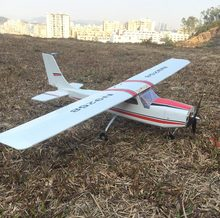 1200mm DIY Balsa Avión RC Kit de Cessna(Hong Kong,China)