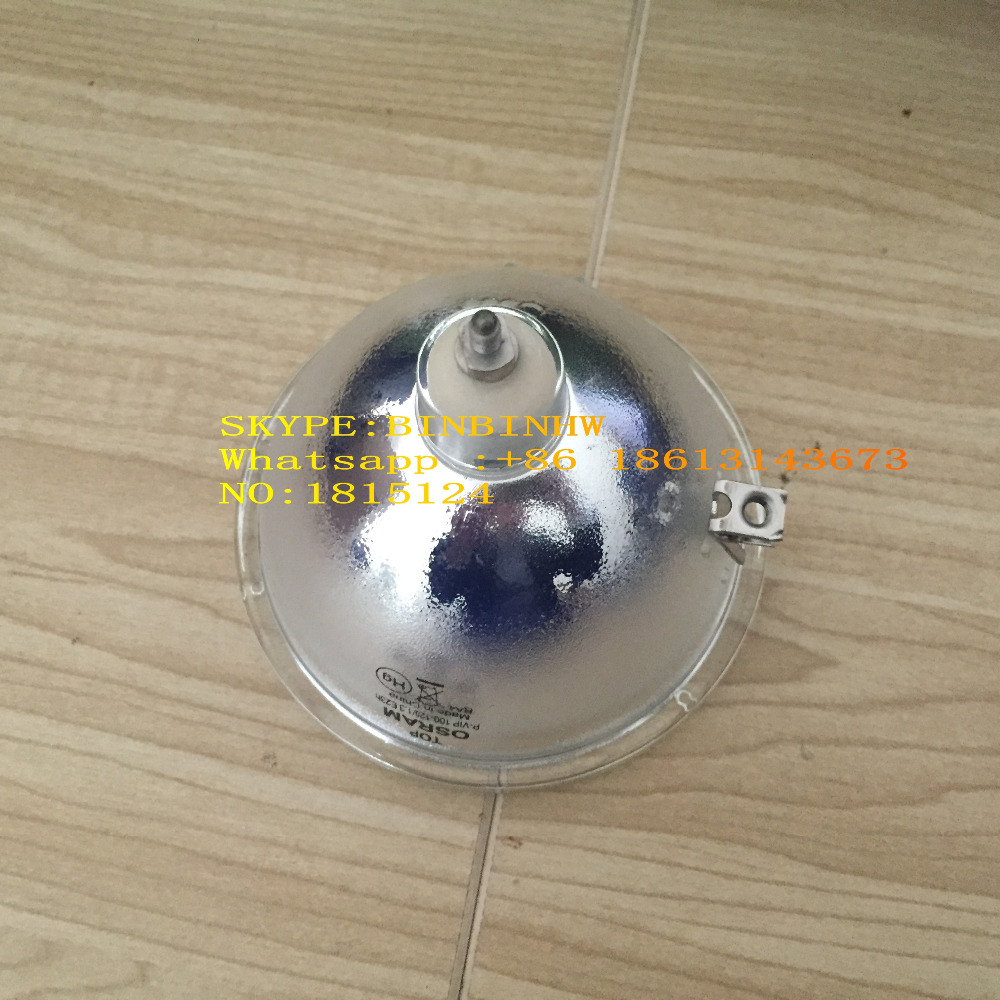 Genuine Original OSRAM P-VIP 100-120/1.3 E23H Replacement Bare Bulb / lamp 180Days Warranty kingstar rw07 235 65 r17 108s
