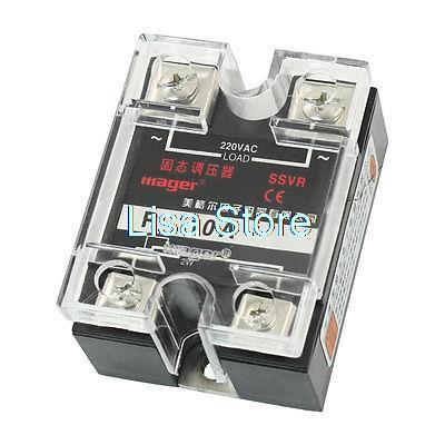 Contrôle de résistance à glissière | 470-560K Ohm 2W relais AC à état solide SSVR 220V 10A