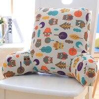 A detachable cushion office car seat waist waist pillow sofa backrest computer chair waist pillow