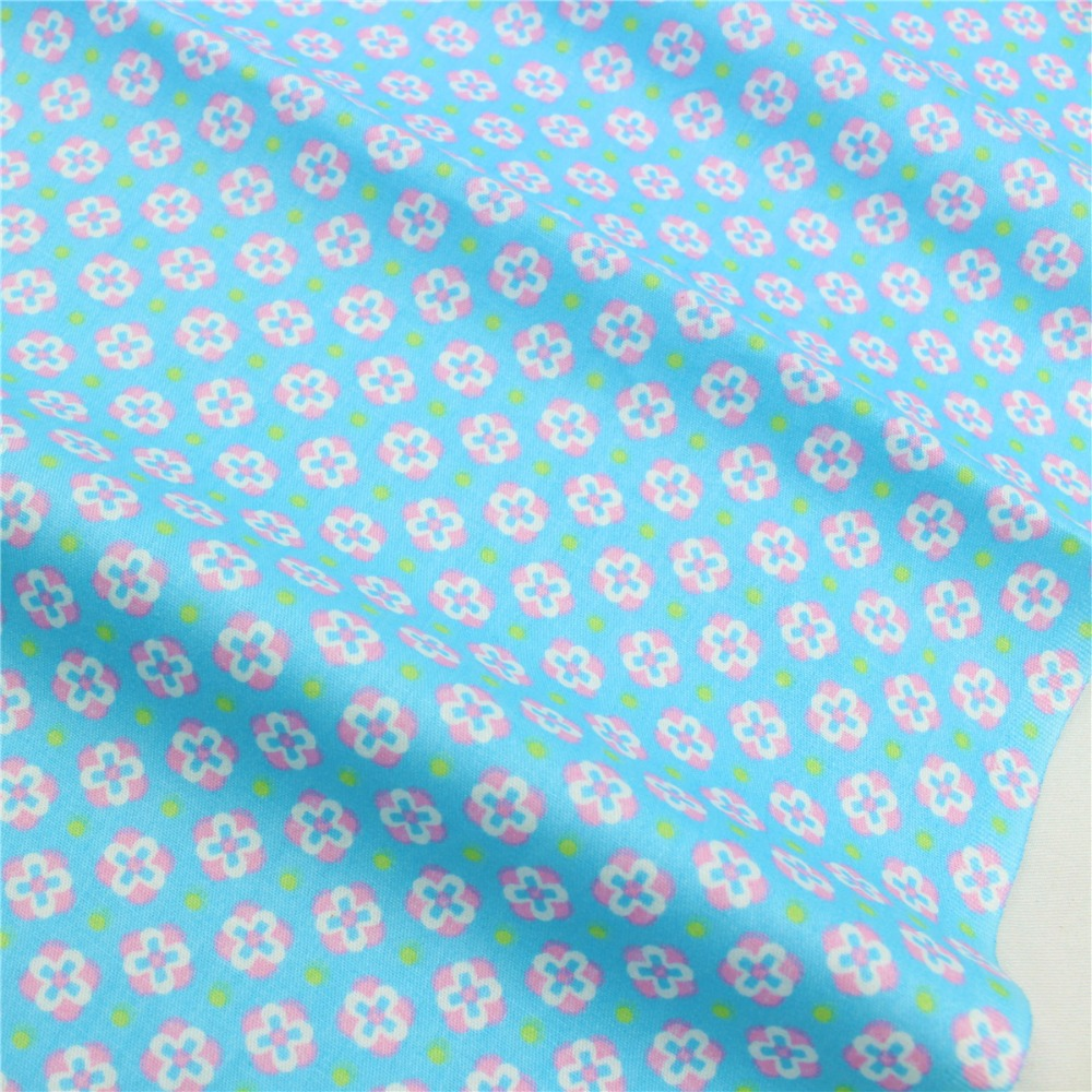 16426299, 50 cm * 150 cm tela de algodón estilo de la serie de flores, diy patch