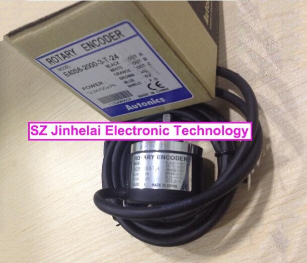 все цены на 100% New and original  E40S6-2000-3-T-24  Autonics  ENCODER онлайн
