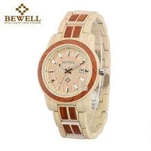 23088ef984ef De aleación de relojes de madera para los hombres y las mujeres de la marca  de