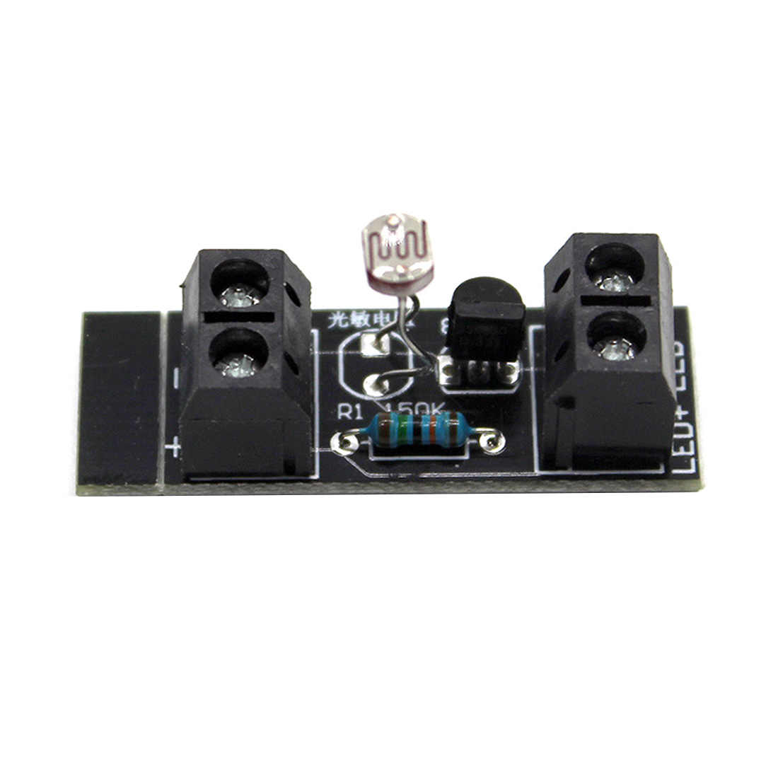 Intelligent Light Control Sensor Switch Module Light Sensor Board for DIY RC Robot Car DIY Smart Circuit Accessories