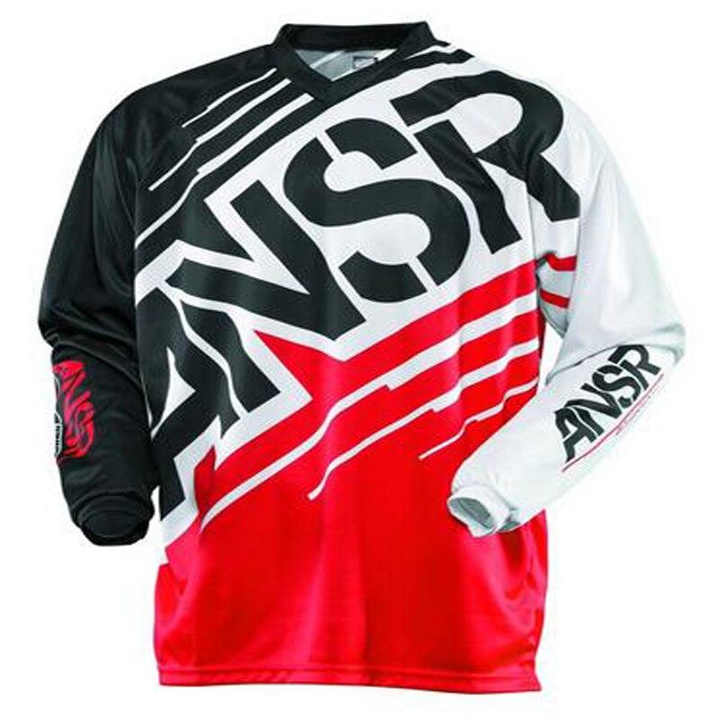 Moto-Jersey Bike Cross-Country Jersey/motocross MX DH Pro ATV Breathable Men Limit Ok