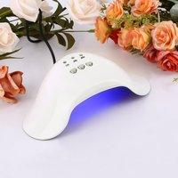 10Pcs UV Lamp LED Lamps Nail dryer Double Power Nail Lamps for Nail UV Gels Polish USB Charge Nail Art Tools