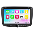 2 din Car radio audio dvd Player for GEELY Emgrand EC7 2012 2013 2014 Navigation GPS tape recorder TV BT Russian menu+map card