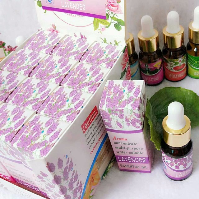 Water-Soluble Essential Oil for Aromatherapy