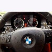 Phù hợp cho BMW M3 M6 X5M X6M Nhôm Lái Xe Bao Gồm Bánh Chế Độ theo dõi Phím Shift Paddle Shifter Loại Lưỡi Thiết Kế Mới 3 Màu Cho sự lựa chọn
