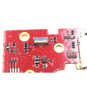 Image 4 - Оригинальный новый держатель для Sim карты устройство для чтения слотов гибкий кабель для Lenovo PAD B6000 B8000 устройство для чтения SIM карт держатель разъем гибкий кабель