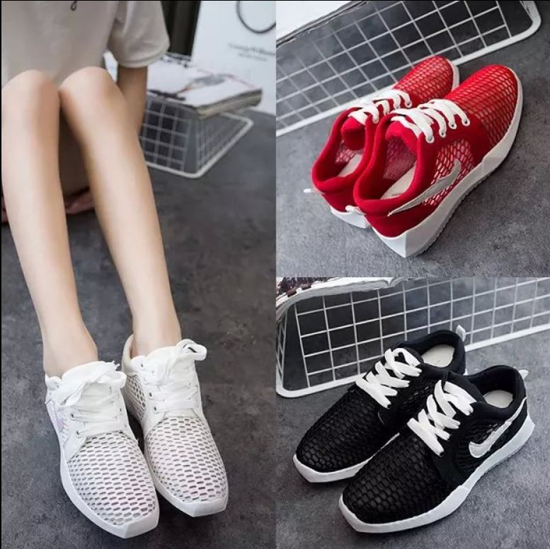 Hollow Wedge Tenis Carrefour Woman Summer Shoes Feminino Breathable yFqO4vSYw