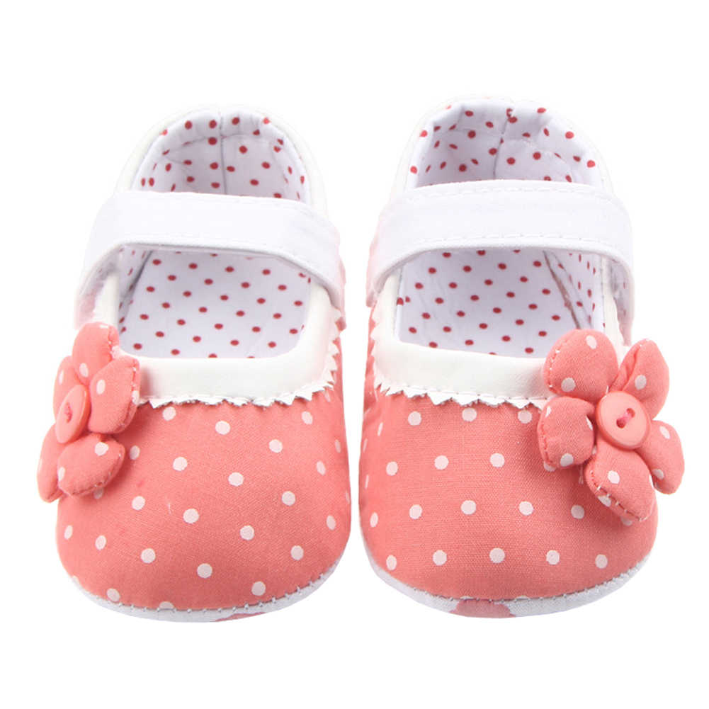 Newborn Crib Shoes Crib Shoes For Baby Girls Mary Jane Flats Kids Newborn Baby