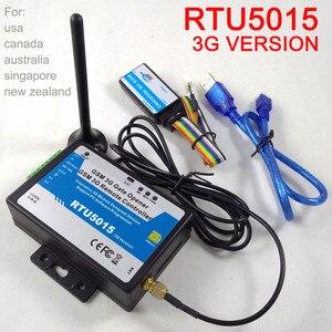 Image 1 - Frete grátis 3G versão RTU5015 Alarme GSM Portão Opener Operador Porta com SMS Controle Remoto