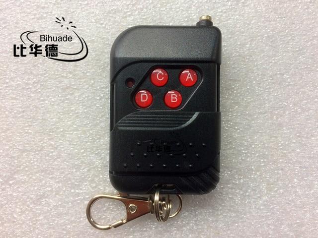 Rf 433mhz Garage Door Remote Control Universal Wireless 4 Key Remoto