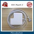 """Alta Qualidade Para magsafe 2 60 W 16.5 V 3.65A T ponta Laptop carregador adaptador de alimentação para apple Macbook pro 13 """"A1465 A1425 A1502"""