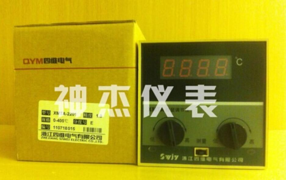 ФОТО Zhejiang Siwei swjy temperature controller thermostat   e-type 0-400 relay XMTA-2201  Digital Knob