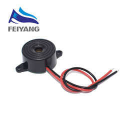 10PCS SFM-20B DC3-24V Durable 3-24V Piezo Electronic Buzzer Alarm 95DB Continuous Sound Beeper For Arduino Car Van