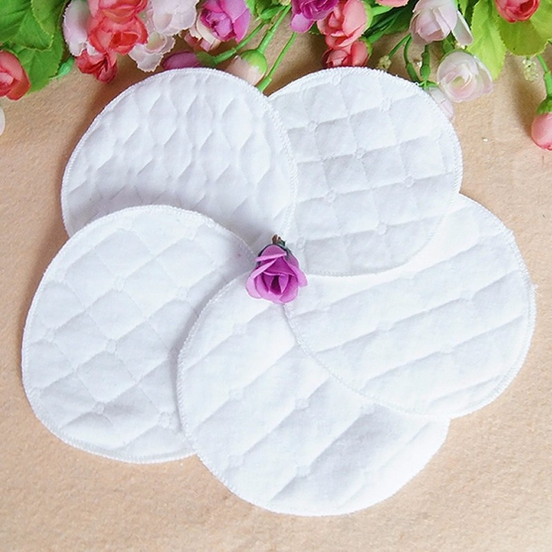 10pcs/lot Reusable Breast Nursing Pads Washable Soft Absorbent Baby Breastfeeding Maternity Feeding Bra Spill-proof Nursing Pads