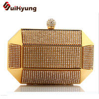 2012 New Handbags Shoulder Bag Clutch Bag Evening Bag Luxury Diamond Package NO182 Free Shipping
